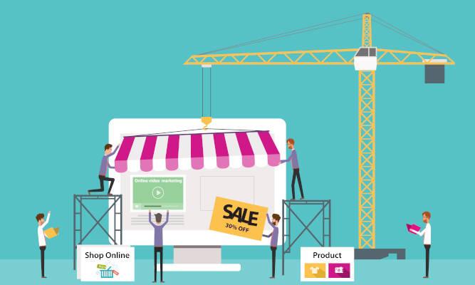 Costruiamo Negozi E-Commerce